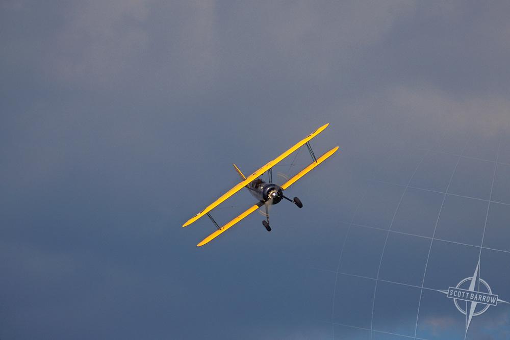 Boeing/Stearman B75 N1 Bi-Plane