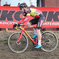 26-01-2020: Wielrennen: Wereldbeker Veldrijden: Hoogerheide <br />Lauren Sweeck