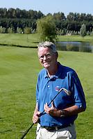 Voorzitter Cees de Bruyn van Golfresidentie Dronten. COPYRIGHT KOEN SUYK
