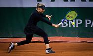Daria Gavrilova of Australia in action against Dayana Yastremska of Ukraine during the first round at the Roland Garros 2020, Grand Slam tennis tournament, on September 27, 2020 at Roland Garros stadium in Paris, France - Photo Rob Prange / Spain ProSportsImages / DPPI / ProSportsImages / DPPI