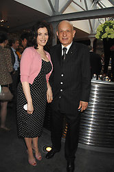 NAIM ATTALLAH and NIGELLA LAWSON at a party to celebrate the publication of Nain Attallah's book'Fulfilment & Betrayal' held at The Bluebird, King's Road, London on 1st May 2007.<br /><br />NON EXCLUSIVE - WORLD RIGHTS