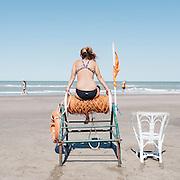 Punta Mogotes, on december 25, 2014. Christian Mantuano / OneShot