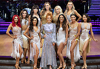 Strictly Dancers and Stacey Dooley during Strictly Come Dancing - The Live Tour at Arena Birmingham,King Edwards Road,Birmingham photo by Chris  Wayne