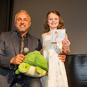 NLD/Amsterdam//20140322 - CD presentatie Amira, door Gordon Heuckeroth