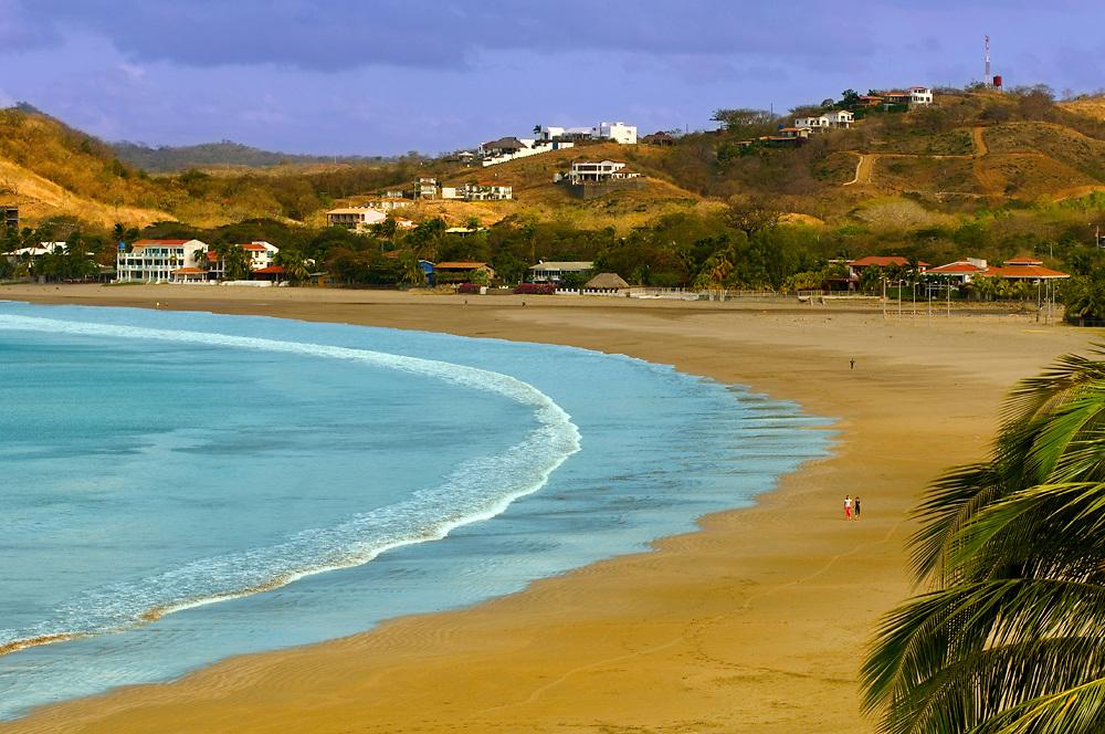 Nicaragua / San Juan Del Sur / Pacific Coast Beach