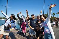 2017 TRANSPAC<br /> START  07_02_17<br /> © Sharon Green / Ultimate Sailing
