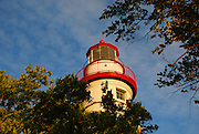 Marblehead Lighthouse Detail