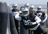 May 3, 2019-NFL-Oakland Raiders Rookie Minicamp