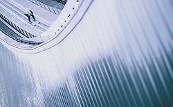 31.12.2019, Olympiaschanze, Garmisch Partenkirchen, GER, FIS Weltcup Skisprung, Vierschanzentournee, Garmisch Partenkirchen, Qualifikation, im Bild Killian Peier (SUI) // Killian Peier of Switzerland during his qualification Jump for the Four Hills Tournament of FIS Ski Jumping World Cup at the Olympiaschanze in Garmisch Partenkirchen, Germany on 2019/12/31. EXPA Pictures © 2019, PhotoCredit: EXPA/ JFK