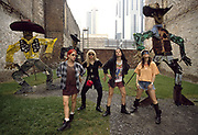 L7 in Nashville 1992 for Vox magazine