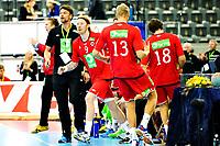 Fredag 1. November 2013 , Hånball , Bring Cup Golden Leauge , Herrer<br /> Norge - Kroatia<br /> Robert Hedin - Trener , Norge<br /> Foto: Sjur Stølen / Digitalsport