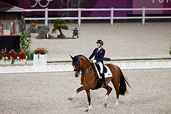 Fraser-Beaulieu Brittany, CAN, All In, 113<br /> Olympic Games Tokyo 2021<br /> © Hippo Foto - Stefan Lafrentz<br /> 25/07/2021