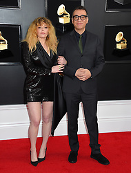 Morgan Evans and Kelsea Ballerini at the 61st Annual Grammy Awards held at Staples Center on February 10, 2019 in Los Angeles, CA. © Arroyo-O'Connor / AFF-USA.COM. 10 Feb 2019 Pictured: Natasha Lyonne and Fred Armisen. Photo credit: MEGA TheMegaAgency.com +1 888 505 6342