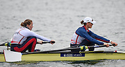 Caversham. Berkshire. UK<br /> GBR W2-. Bow, Helen GLOVER and Heather STANNING.<br /> 2016 GBRowing European Team Announcement,  <br /> <br /> Wednesday  06/04/2016 <br /> <br /> [Mandatory Credit; Peter SPURRIER/Intersport-images]