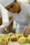 Belo Horizonte, 28 de janeiro de 2009...Festival Gastronomico Sabor e Saber, na foto detalhe de figos...The Gastronomic Festival Sabor e Saber, in this photo some figs...Foto: BRUNO MAGALHAES / NITRO