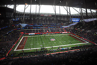American Football - 2019 NFL Season (NFL International Series, London Games) - Tampa Bay Buccaneers vs. Carolina Panthers<br /> <br /> Spurs Stadium redesigned for American Football, at Tottenham Hotspur Stadium.<br /> <br /> COLORSPORT/ANDREW COWIE