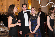 MISS LOUISA VERNEY; ROBIN VERNEY; LOUISA HEREFORD, The National Trust for Scotland Mansion House Dinner. Mansion House, London. 16 October 2013
