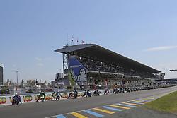 April 21, 2018 - Le Mans, SARTHE (72, FRANCE - STARTING 24H MOTO (Credit Image: © Panoramic via ZUMA Press)