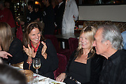 LUCY TANG; KATE MOSS; SIR MARK WEINBERG, Chinese New Year dinner given by Sir David Tang. China Tang. Park Lane. London. 4 February 2013.