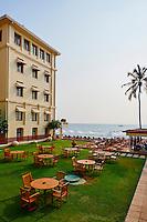 Sri Lanka, province de l'Ouest, Colombo, Galle Face Hotel // Sri Lanka, Colombo, Galle Face Hotel