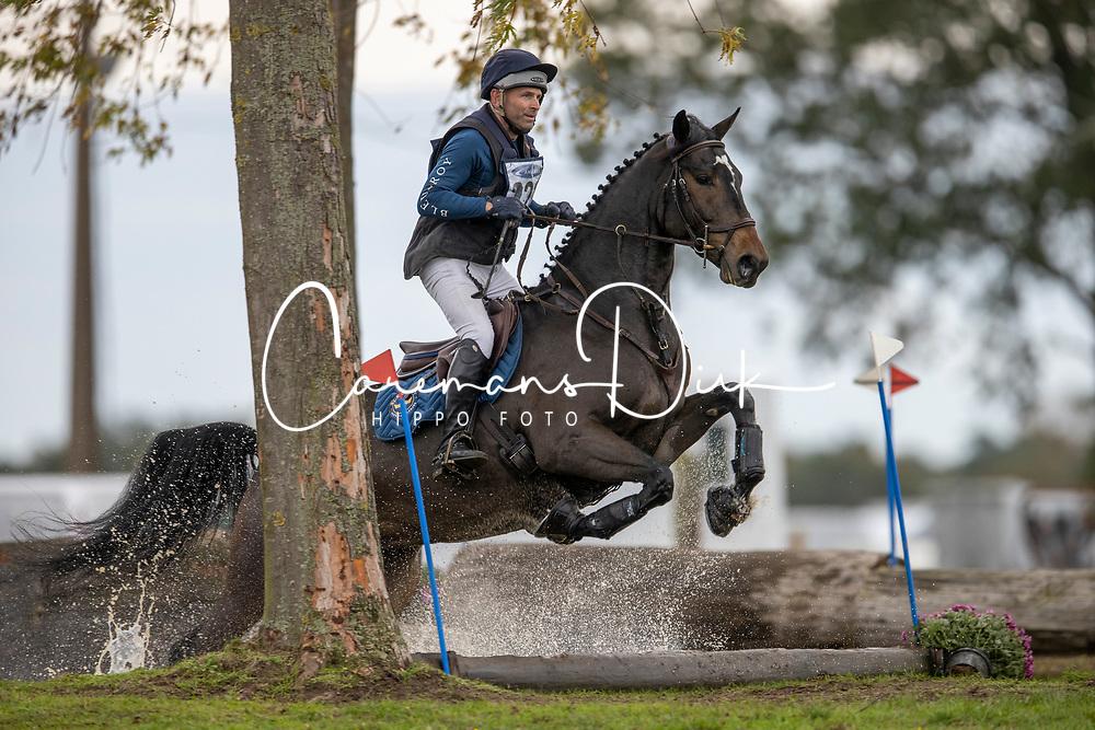 Vanhouche Giel, BEL, Pazzo van Bost<br /> CNC Minderhout 2020<br /> © Hippo Foto - Dirk Caremans<br /> 25/10/2020