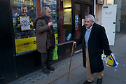 Soho scene outside a bookmakers in London, England, United Kingdom. (photo by Mike Kemp/In Pictures via Getty Images)