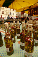 The Saturday market in Uzes, Languedoc, France..spices..October 6, 2007..Photo by Owen Franken for the NY Times...Assignment ID: 30049869A