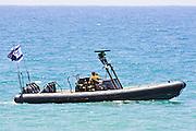 Israeli Navy naval commando boat