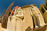 Wafi City Mall (an Egptian themed mall), Dubai, United Arab Emirates