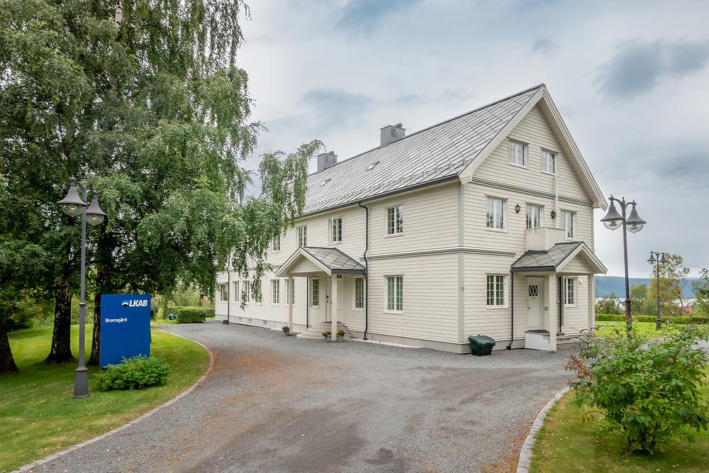 Bromsgård er gruveselkapet LKABs representasjonsbolig i Narvik i Nordland. Den opprinnelige bygningen fra 1900 brant ned i 1940, mens nåværende bygg ble oppført i 1947. Bromsgård er omgitt av den 15 dekar store offentlige Bromsgårdparken.