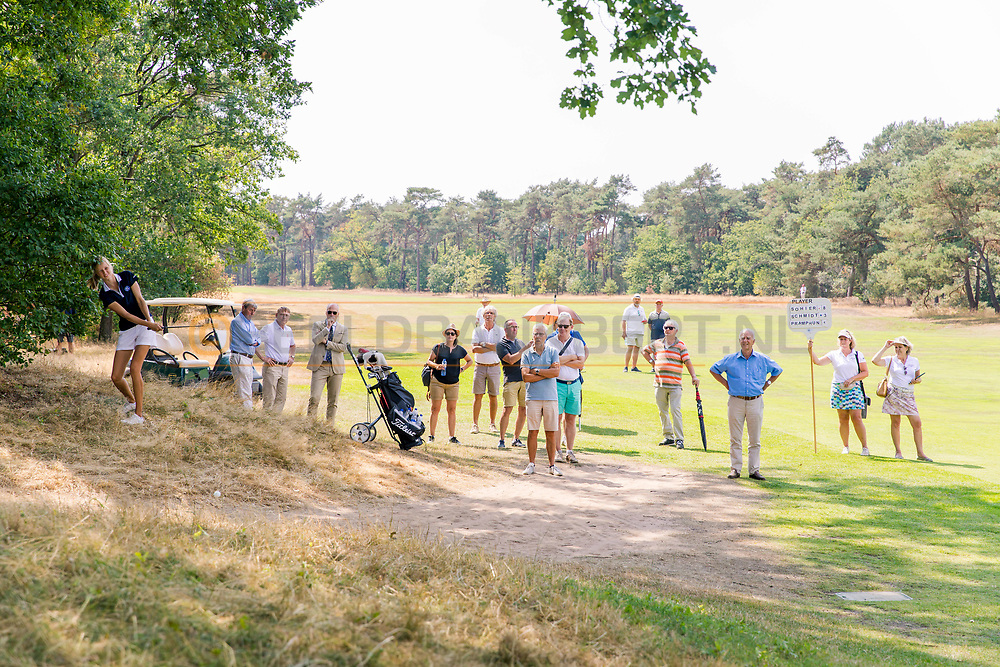 21-07-2018 Pictures of the final day of the Zwitserleven Dutch Junior Open at the Toxandria Golf Club in The Netherlands.  SCHMIDT, Anne Høybye (DK)