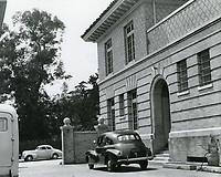 1944 Police station on Wilcox Ave.
