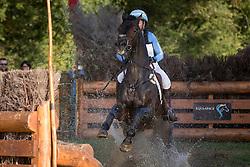 Price Jonelle, NZL, Cooley Showtime<br /> World Championship Young Eventing Horses<br /> Mondial du Lion - Le Lion d'Angers 2016<br /> © Hippo Foto - Dirk Caremans<br /> 22/10/2016