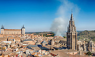 Toledo, Spain on March 17, 2014.  Photo by Ben Krause