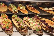 Sandwiches, Copenhagen, Denmark