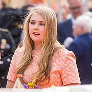 NLD/Groningen/20180427 - Koningsdag Groningen 2018, Prinses Amalia