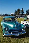 1951 Chevy at WAAAM Traffic Jam.