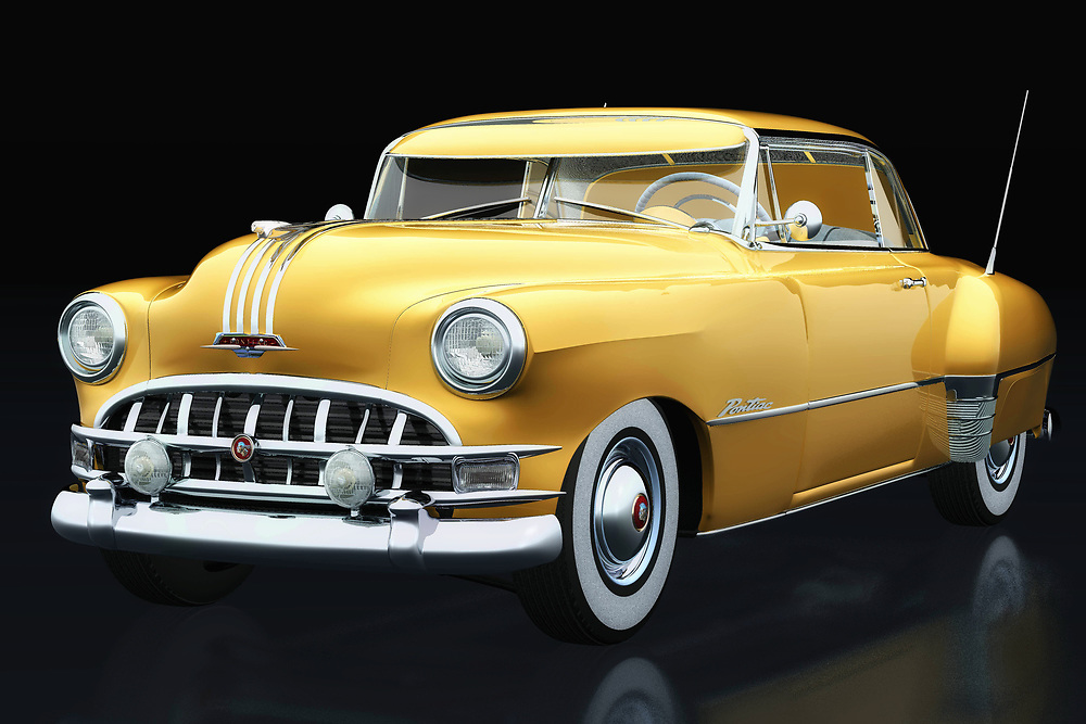 A Pontiac Chieftain is a huge car; big and heavy and rest assured a Pontiac Chieftain can take a beating. Many American collectors restore a Pontiac Chieftain because resreve parts are easily available and a restored model of a Pontiac Chieftain will always remain popular.
