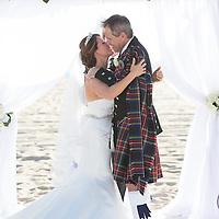 Gina and Mikael Stewart Malibu Wedding