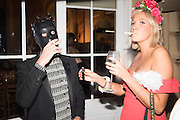ALEX SAINSBURY: GEORGIA LAWSON;; , Bella Howard 30th birthday, Castle Howard, Dress code: Flower Fairies and Prince Charming, 3 September 2016