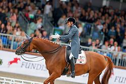 Garcia Mena José Antonio, ESP, Divinia Royal<br /> European Championship Dressage - Hagen 2021<br /> © Hippo Foto - Dirk Caremans<br /> 11/09/2021