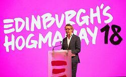 Launch of Edinburgh's Hogmanay programme 18 July 2017; Charlie Wood, Owner, Underbelly, helps launch the programme for Edinburgh's Hogmanay festivities at Mansfield Traquair Centre, Edinburgh.<br /> <br /> (c) Chris McCluskie | Edinburgh Elite media