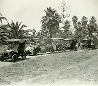1927 Entries in the Old Settlers' Day Parade