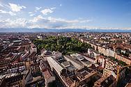 Torino dalla Mole Antonelliana