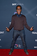 ANDRE ROYO at the premiere of Amazon's 'Transparent' season two at the Pacific Design Center in Los Angeles, California