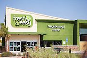 Fresh & Easy Neighborhood Market in Temple City California