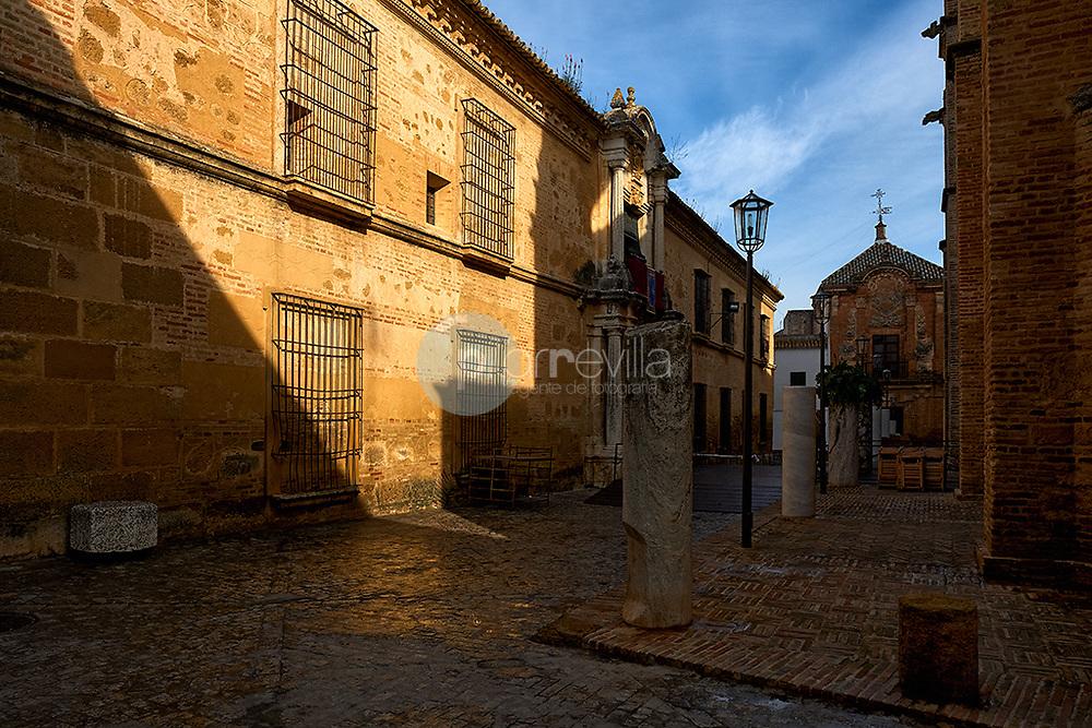 Casas palaciegas de Carmona
