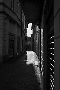 """Gallarate. Lombardia. """"the Entrance"""".                    General Views,  Italy<br />  <br /> Friday  30/12/2016<br /> <br /> © Peter SPURRIER,<br /> <br /> <br /> LEICA CAMERA AG - LEICA Q (Typ 116) - 1/10000 - f1.7"""