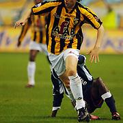 NLD/Arnhem/20051211 - Voetbal, Vitesse - Ajax 2005, Tom de Mul, Hatem Trabelsi