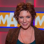 NLD/Hilversum/20130826 - najaarspresentatie 2013 omroep Max, Myrna Goossen